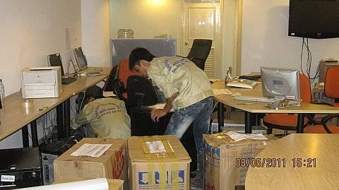 chuyển văn phòng trọn gói