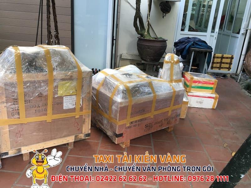 Chuyển nhà trọn gói giá rẻ Hà Nội
